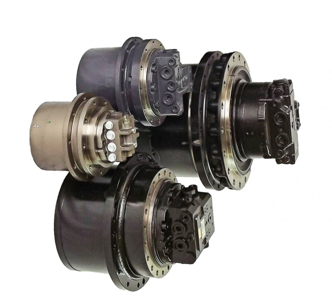 JCB 20/906400 Reman Hydraulic Final Drive Motor