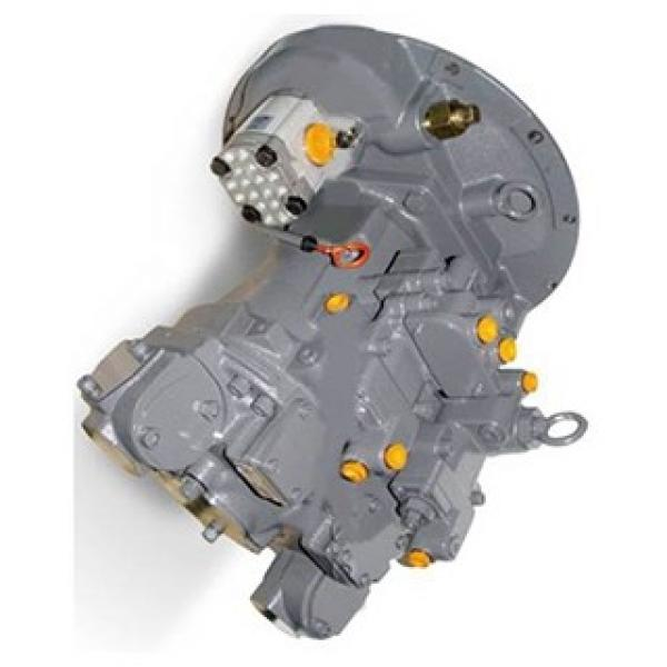 Hyundai R210LC-7A Hydraulic Final Drive Motor #1 image