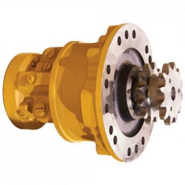 JOhn Deere AT310825 Hydraulic Final Drive Motor #3 image