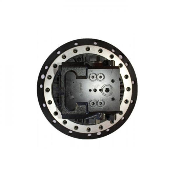 Komatsu PC20MR-1 Hydraulic Final Drive Motor #2 image
